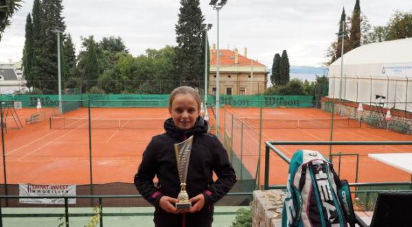 Pobjednica Tara Sladaković